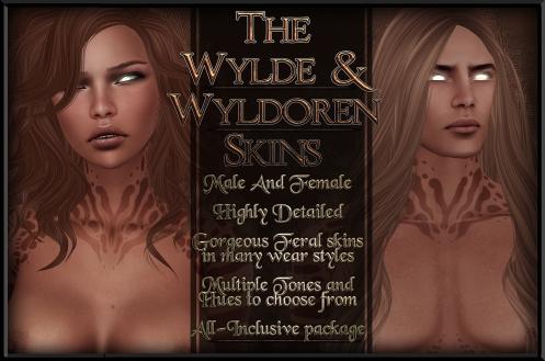 Wylde & Wyldoren Main