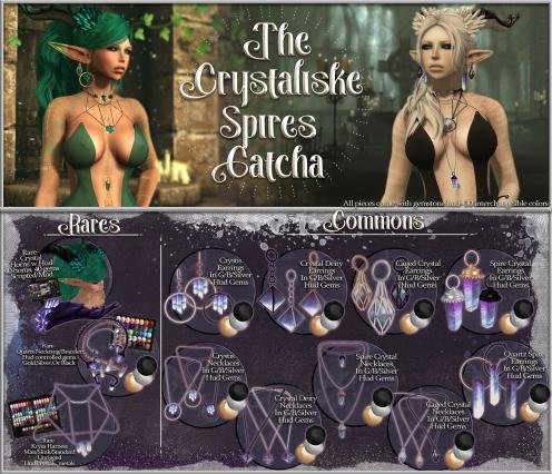 Crystalliske GATCHA - MAIN